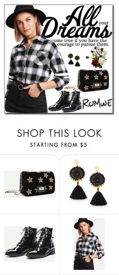 """""""romwe 7"""" by dinka1-749 ❤ liked on Polyvore"""
