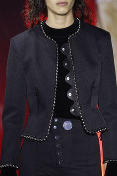 Alexander Wang Autumn/Winter 2017 Ready to Wear Details   British Vogue