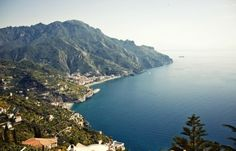 Ravello, Italy- Probably one of the most gorgeous places we have ever been! Highly worth the scary drive down the Amalfi Coast.