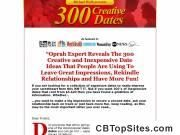 300 Creative Date Ideas.... http://cbtopsites.com/download-now/oJuR2trVl6U=.zip