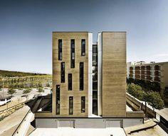 Apartment Building of 42 Units,© Jordi Surroca