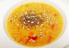 CIORBA DULCE DE DOVLEAC CU LEGUME Supe, Raw Vegan, Hummus, Ethnic Recipes, Food, Sweets, Essen, Meals, Yemek