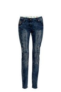 STUDDED PANEL SKINNY JEANS Skinny Jeans, Pants, Fashion, Skinny Fit Jeans, Moda, Trousers, Women Pants, Fasion, Women's Pants