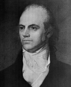 Essay on aaron burr