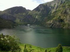 Flam, Norway in the Fjords
