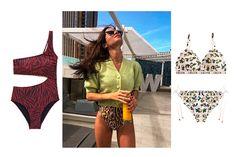 Strikkeoppskrift: Camilla Pihls Mari-genser   ELLE Norge Bikinis, Swimwear, Cover Up, Beach, Dresses, Fashion, Vestidos, Moda, Bathing Suits