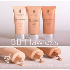 This multipurpose cream protects, provides, and perfects the skin. BB Flawless Cream protects skin from harmful UV rays, provides needed moisture and nourishment, and helps skin achieve a flawless appearance by reducing shine and giving a natural-looking matte finish. Consider BB Flawless Cream your skin's new best friend.