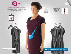 Fashion ecommerce: are virtual fitting rooms the silver bullet?