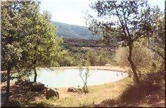 Burciano, prachtige camping, maar niet voor vouwwagens!