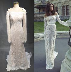 8b5f5b0c5bee8 Inspired Replica of Ester Couture by Darius Cordell. Custom DressesCustom  Wedding ...