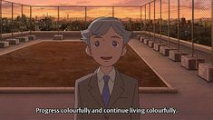 It's a movie called Colorful and if you're feeling really down I think you should watch it for inspiration it has a happy ending I promise Otaku Anime, Anime Manga, Anime Art, Colorful Movie, Really Good Movies, Film D, Anime Scenery Wallpaper, Manga Quotes, Color Quotes