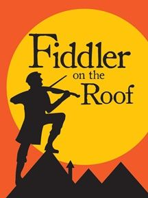 Fiddler On The Roof Themed Table Broadway Party
