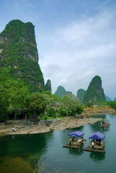 Se dite a qualsiasi cinese che siete diretti a Guìlín noterete, nei suoi occhi, un lampo d'invidia e di gelosia. Questa graziosa città del Guangxi è, in... - Massimiliano Max - Google+