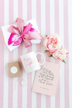 Swag Bag Prettiness for Trouvaille Workshop by @Hey Gorgeous Events! More Sugar mug available in the Online Shop! #ispyABD  Photography: Bradley James Photography - bradleyjamesphotography.com
