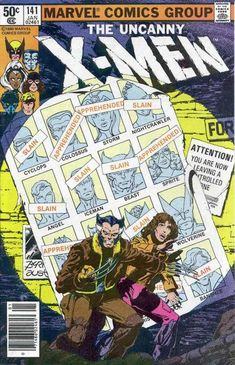 Vote for the 50 Most Memorable Covers of the Marvel Age! - Comics Should Be Good! @ Comic Book ResourcesComics Should Be Good! @ Comic Book Resources