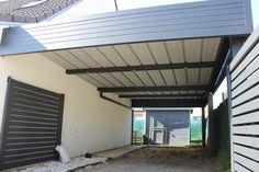 Carport Aluminium | TORI Portails