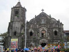 Philippine Church Lucban, Quezon, Philippines Philippine Architecture, Building Photography, Famous Buildings, Tourist Spots, San Luis Obispo, Pilgrimage, Building Design, Barcelona Cathedral, Philippines
