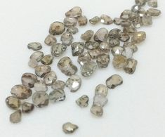 Uncut Diamonds Polki Diamonds Original Real Polki by gemsforjewels