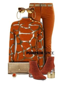 """""""Monochrome pumpkin spice"""" by nicole-christie-mennen ❤ liked on Polyvore featuring HTC, Balmain, Alexander McQueen, Azura, SW Global and Blue Nile"""
