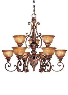 TUSCAN CHANDELIER |