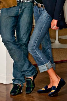 ZsaZsa Bellagio jeans and shoes