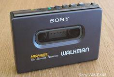 Sony Walkman WM-EX48