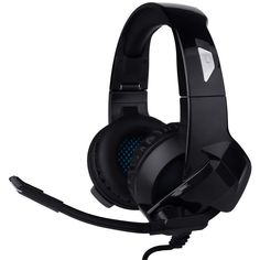 Cehensy Gaming Headset Over Ear Headphone Stereo Surround Sound Earpiece Noise Cancelling Earphone with Mic for Xbox One Nintendo Laptop Computer Tablet iPad Phones etc Cordless Headphones, Cute Headphones, Gaming Headphones, Headphones With Microphone, Headphone With Mic, Over Ear Headphones, Xbox One Headset, Best Gaming Headset, Ps4 Or Xbox One