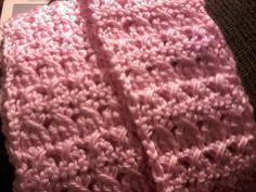 new stitch for scarf