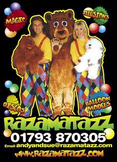 Razamatazz Children's Parties