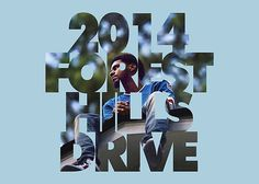 """J Cole 2014 Forest Hills Drive"""" Posters by PresentDank 