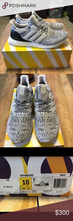 On Feet Adidas Ultra Boost 3.0 Black