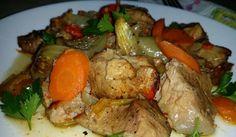 Свинско по мераклийски - Рецепта. Как да приготвим Свинско по мераклийски. Кликни тук, за да видиш пълната рецепта.
