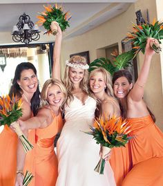08a7a4ff27 94 Best Orange bridesmaid dresses images in 2013 | Cheap toms shoes ...