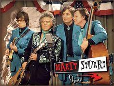 Marty Stuart Show