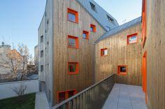 Vivienda Social / Vous Êtes Ici Architectes (Paris, Francia) #architecture