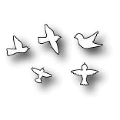 Memory Box Dies - flying birds