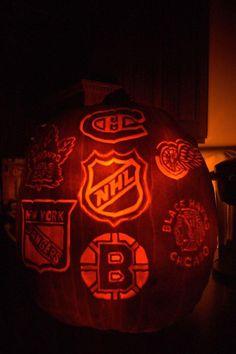 Original 6 pumpkin | Repinned by @paulwreeves
