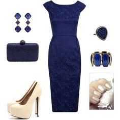 Midnight Elegance, created by joeyshopgirl