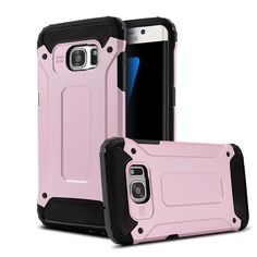 FLOVEME Soft Silicone+Hard PC Dual Layer Armor Case For Samsung Galaxy S7 Edge Hybrid Slim Back Cover Phone for Samsung S 7 Edge #>=#>=#>=#>=#> Click on the pin to check out discount price, color, size, shipping, etc. Save and like it!