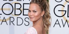 Chrissy Teigen's response to getting caught ugly-crying is PRICELESS