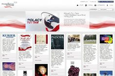 TVP Polonia together with the iTVP -HD Centre has prepared a new social information portal – Polish Social Network dedicated to all the Poles in the country and abroad. Portal, Centre, Polish, News, Link, Projects, Poland, Varnishes, Manicure