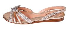 flats for the wedding.