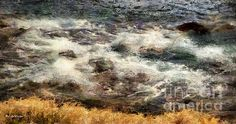 """""""Spring Tide"""" ~ © 2016 RC deWinter ~ All Rights Reserved ~ The wind whips the waters of the Bass Strait off Phillip Island, Australia into seafoam on a sunny spring morning. Available as wall art, cards, home decor, clothing and more."""