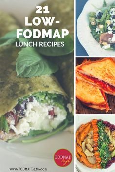 21 Easy & Healthy Low-FODMAP Lunch Recipes - FODMAP Life