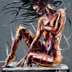 Woman Painting, Figure Painting, Drip Painting, Body Art Photography, Exotic Art, Fashion Wall Art, Pretty Art, Figurative Art, Cartoon Art