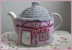 Ravelry: Cottage Tea Cosy pattern by linda Mary