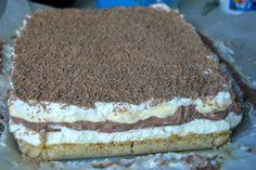 Unt, Dessert Recipes, Desserts, Tiramisu, Caramel, Sweets, Cookies, Ethnic Recipes, Food