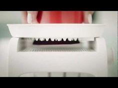 ▶ Tupperware MandoChef - Diamant - YouTube