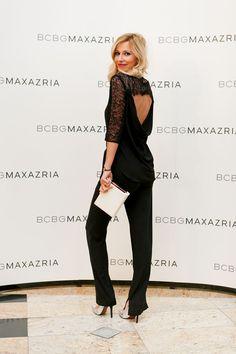 Dana Rogoz in BCBG Max Azria Max Azria, Addiction, Black Jeans, Chic, Business, Womens Fashion, Life, Outfits, Style
