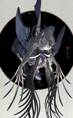 Kimimaro art